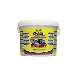Tetra Cichlid Colour Mini Granules 10 Lt / 3900 Gram