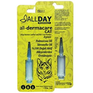AllDay All-Dermacare Cat 2 ML 1-10 Kg